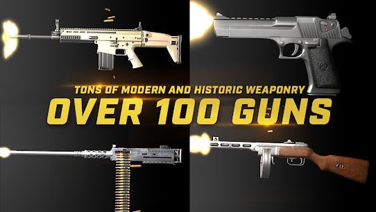 iGun Pro 2 Mod Apk 2.76 all Guns unlocked (unlimited coins) 3