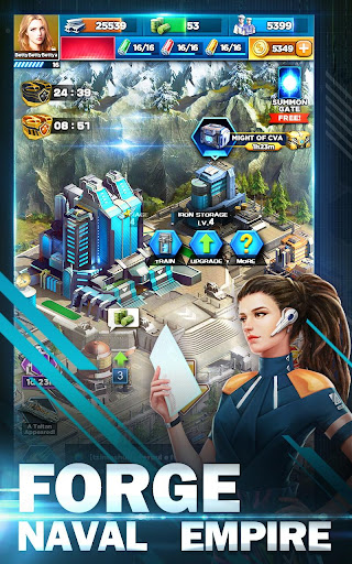 Battleship & Puzzles: Warship Empire Match  screenshots 5