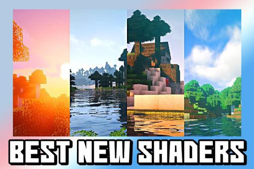 Best Shaders Packs For Mcpe  screenshots 8