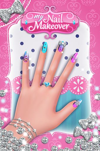 My Nail Makeover - Open Your Nail Styling Shop 1.0.1 screenshots 1