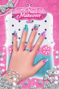 My Nail Makeover: Nail Salon 1.0.12 screenshots 1