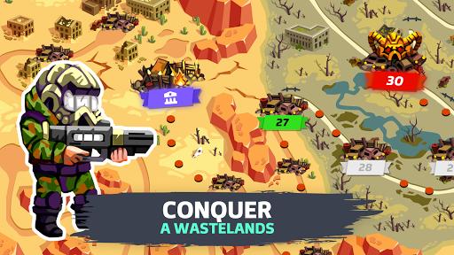 SURVPUNK - Epic war strategy in wasteland  screenshots 5