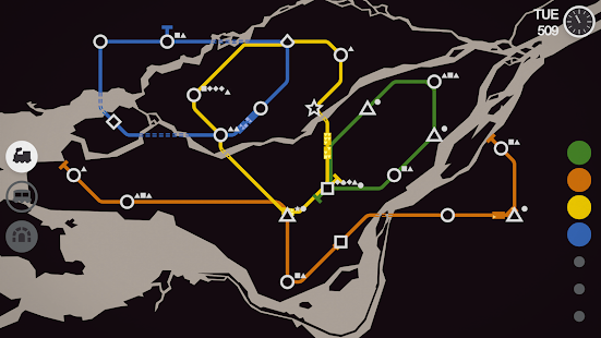 Mini Metro Unlimited Money