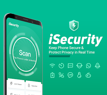 iSecurity Antivirus MOD APK (Premium) 1