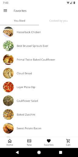 Diet Recipes 5.77 screenshots 4