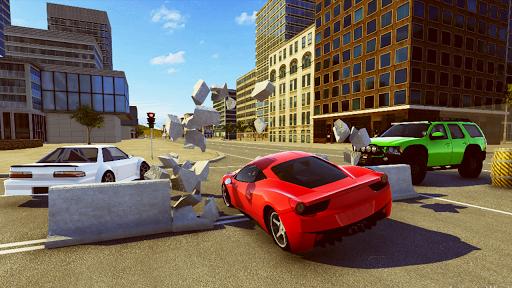Ultimate City Car Crash 2019: Driving Simulator  screenshots 1