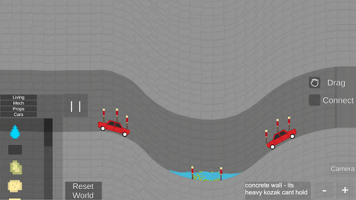Experementum SandBox 0.7 screenshots 6