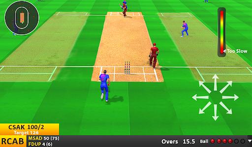 Indian Cricket League Game - T20 Cricket 2020 4 screenshots 13