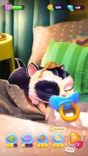 My Cat: My Virtual Pet 🐈 Tamagotchi Pet Simulator 3