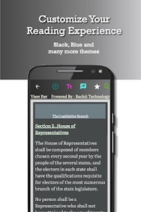 Law App  United States Code, Acts, Constitution… Apk 3