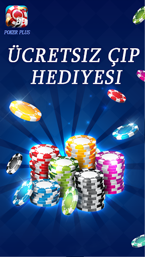 POKER PLUS-Best free Texas Hold'em,Casino slot 1.3.0 screenshots 1