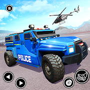 Police Car Driving: Criminal Chase