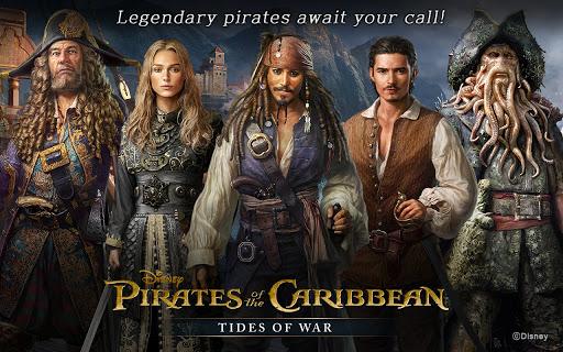Pirates of the Caribbean: ToW 1.0.153 screenshots 2