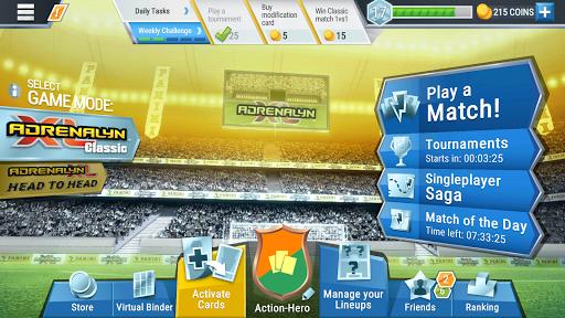 Panini FIFA 365 AdrenalynXLu2122 screenshots 15