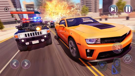 Virtual Police Officer Crime City- Cop Simulator