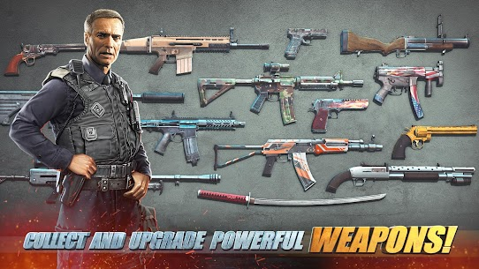 Zombeast: Survival Zombie Shooter Mod Apk (Free Shopping) 9