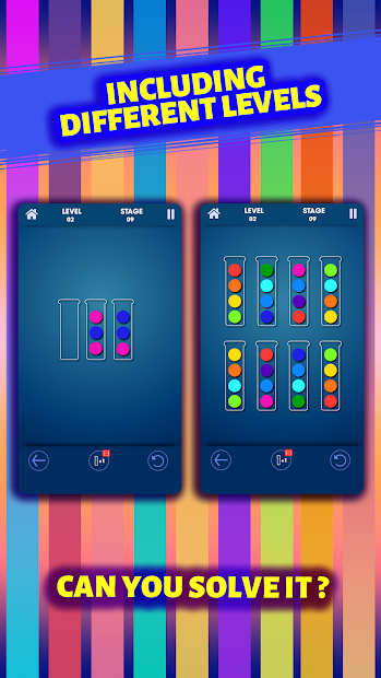 Sort Puzzle screenshot 2