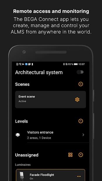 BEGA Connect screenshot 5