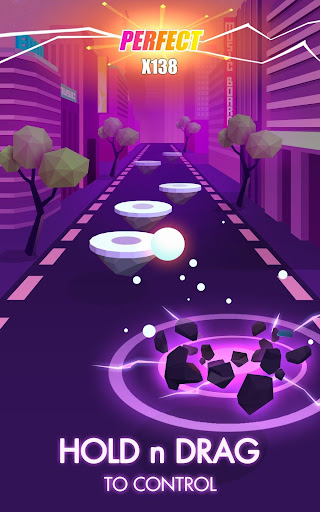 Hop Ball 3D: Dancing Ball on Music Tiles Road screenshots 12