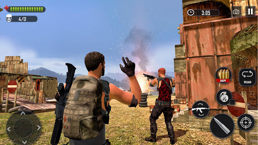 Battleground Fire Cover Strike: Free Shooting Game 2.1.4 screenshots 19