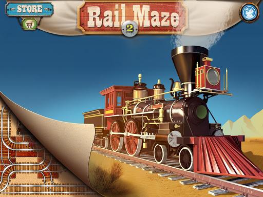 Rail Maze 2 : Train puzzler screenshots 12