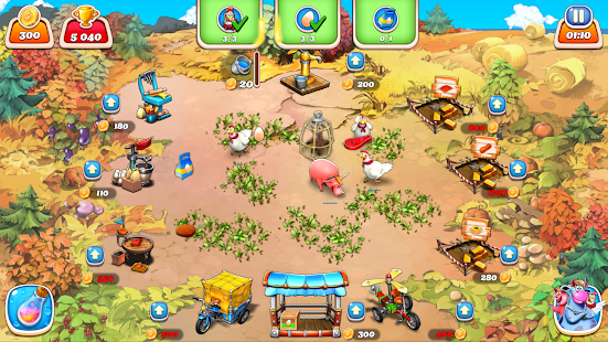 Farm Frenzy Inc. Screenshot