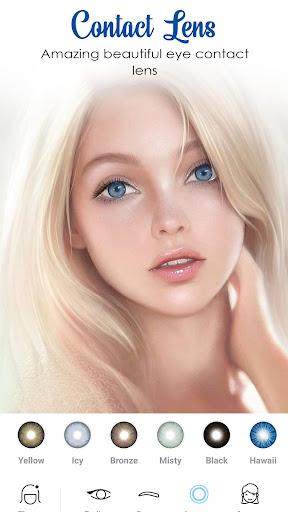 Face Makeup Camera - Beauty Makeover Photo Editor 1.0.0 Screenshots 6