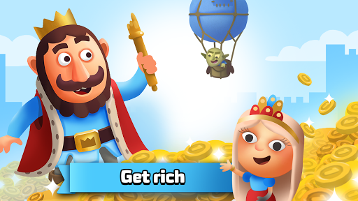Idle King Tycoon Clicker Simulator Games 0.3.95 screenshots 1