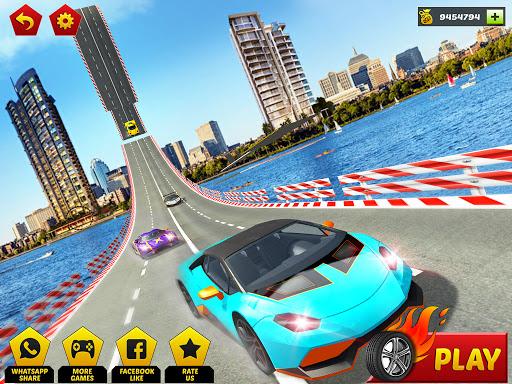 Impossible GT Car Racing Stunts 2021 Apkfinish screenshots 9