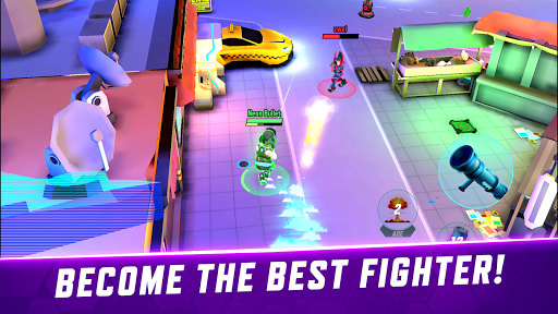 Gridpunk - 3v3 PvP Battle Arena Apkfinish screenshots 5