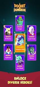 Pocket Dungeon MOD APK (Unlimited Crystals) Latest Version 5