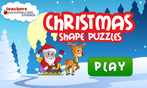 Christmas Games Shape Puzzles For PC Windows (7, 8, 10, 10X) & Mac Computer Image Number- 5
