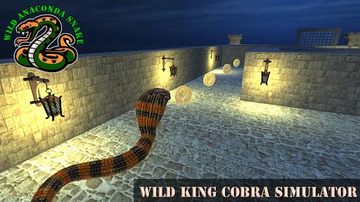 Real Anaconda Snake Maze Run 2021  screenshots 1