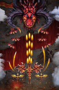 Dragon shooter - Dragon war - Arcade shooting game Screenshot