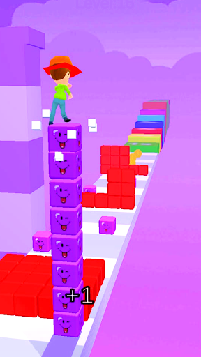 Cube Tower Stack 3D screenshots 9
