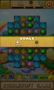 Fruit Crush 3 Screenshot