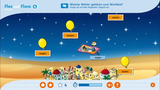 flex und flora - deutsch klasse 4 screenshot 2