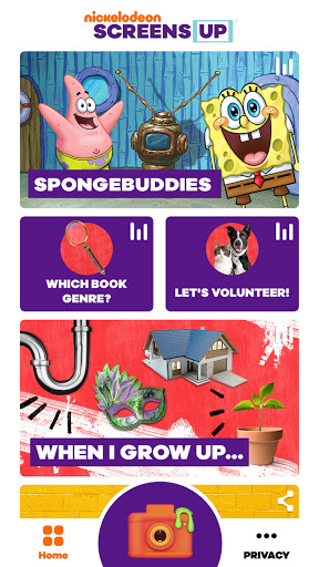 Download SCREENS UP by Nickelodeon mod apk