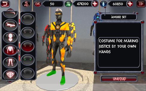 Rope Hero Mod Apk (Unlimited Money/Skills) 2