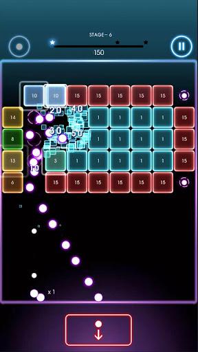 Bricks Breaker Quest apkslow screenshots 9