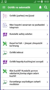 Ochlik va salomatlik 5.0 MOD + APK + DATA Download 2