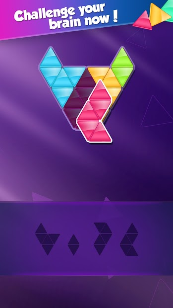 Block! Triangle puzzle: Tangram screenshot 2