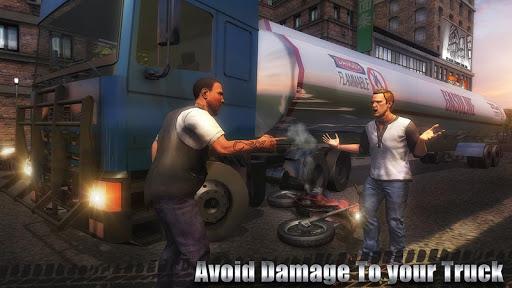 Oil Cargo Transport Truck Simulator Games 2020  Screenshots 3