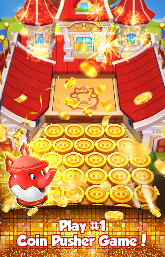 Coin Adventure - Free Dozer Game & Coin Pusher 1.4 screenshots 2