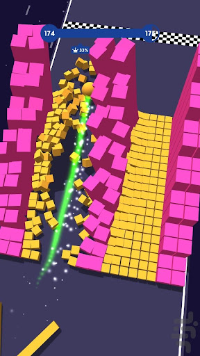 Color Crush 3D: Block and Ball Color Bump Game 1.0.4 screenshots 2
