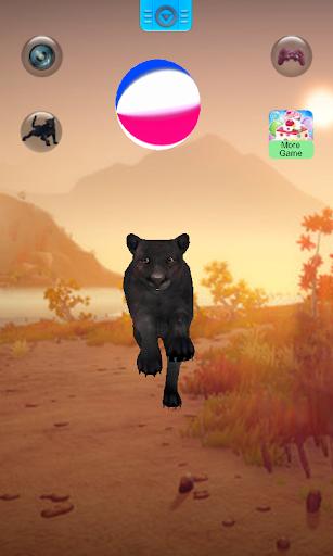 Talking Black Panther 1.2.0 screenshots 3