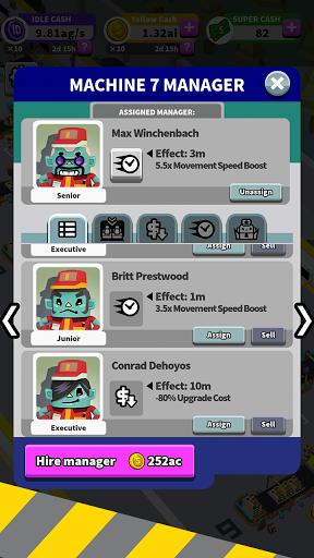 Idle Super Factory 1.0.7 screenshots 8