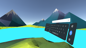 screenshot of Daydream Keyboard