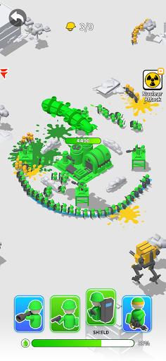 Toy Army: Draw Defense 0.1 screenshots 2