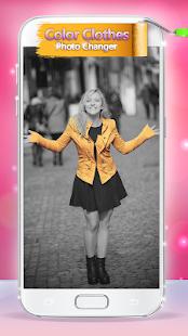 Color Clothes Photo Changer 4.0 Screenshots 2